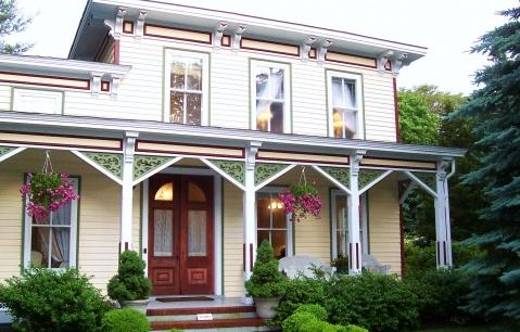 Arborview House B & B Northfork LI Travel