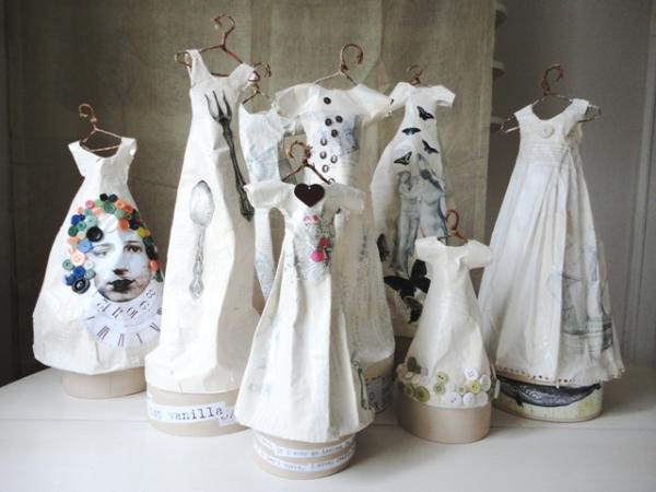The Paper Dress Collection