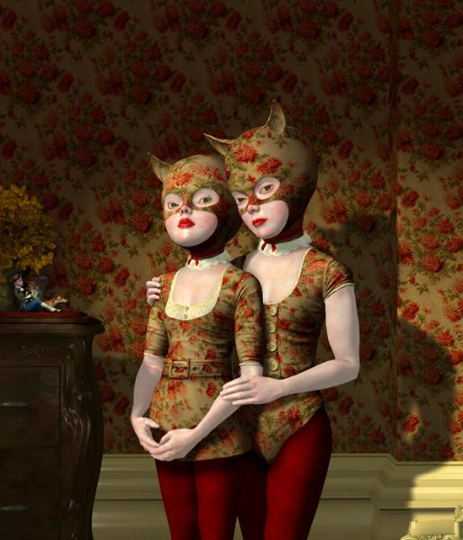 Gallery House Prsents Ray Caesar
