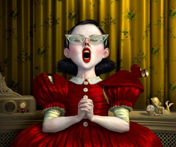 Gallery House Presents Ray Caesar